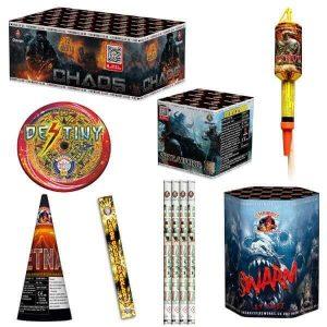 huge selection of fireworks for sale