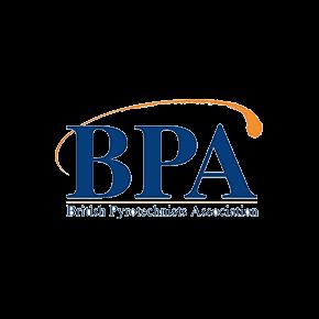 Fireworks organisation logo for the british pyrotechnics association BPA