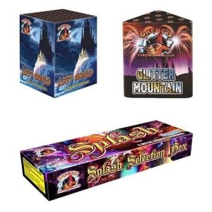 Cheap Fireworks for those looking for budget fireworks, great discount fireworks and Fireworks under £20.