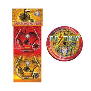 Classic fireworks from our Catherine Wheel firework range