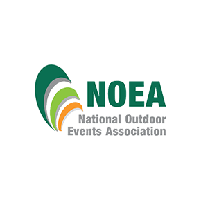 fireworks organisation logo for the national outdoor events association