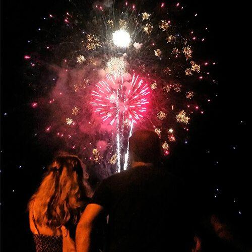 valentines firework displays ghengis fireworks kent