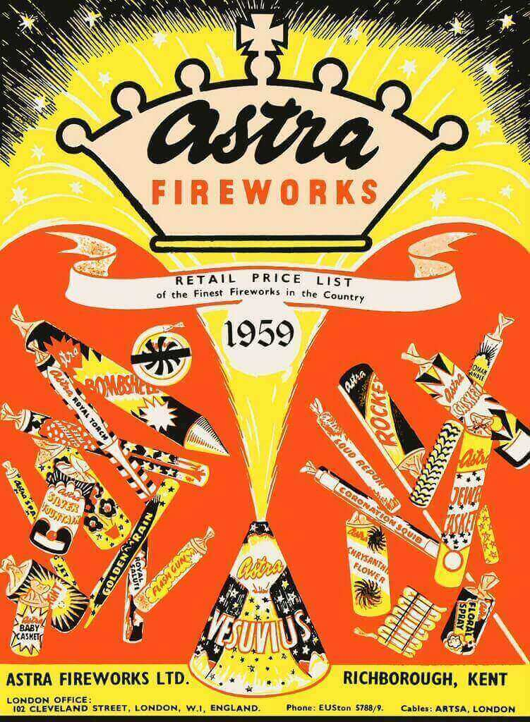read about historic fireworks companies