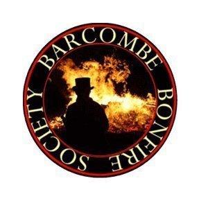 bonfire society logo for barcombe