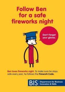 BIS Safety leaflet for children in english