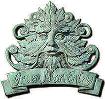 learn how the green man is linked to fireworks