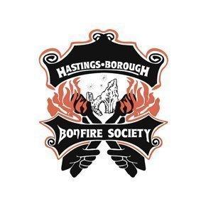 bonfire society logo for hastings
