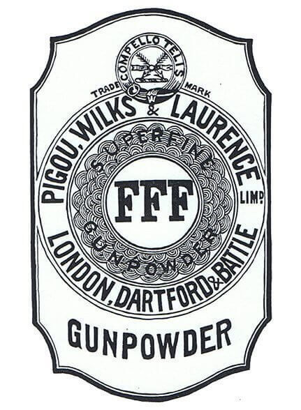 the history of gunpower and gunncotton manufacturers from the fireworks academy