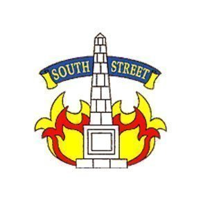 bonfire society logo for south street