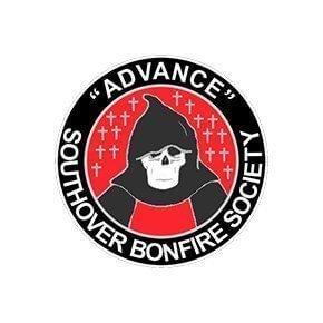 bonfire society logo for southover