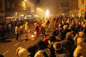 bridgewater festival and the history of squibbing