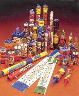 what was your favorite old firework of yesteryear?