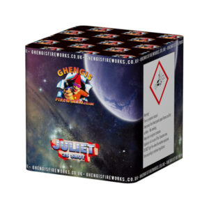 Juliete is a very pretty colourful 25 shot garden firework perfect for all occasions