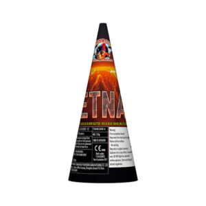 Enta is a classic family favourite cone shaped fountain firework