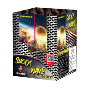 loudest 16 shot firework mine extreme noise