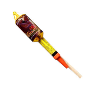 Goliath Rocket is a 140 gram medium rocket from our firework rocket range and can be found in the big rockets category.
