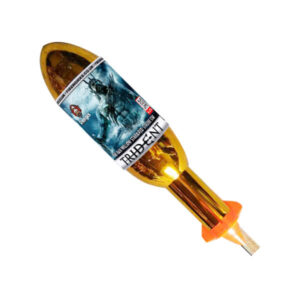 Trident is a 190 gram large rocket from our firework rocket range and can be found in the big rockets category.