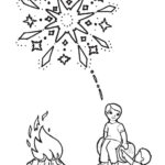 Childrens Firework Colouring Pages bonfire night image one by ghengis fireworks